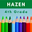 Thumbnail: Hazen Fourth Grade School Supply Package