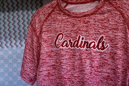 Youth Cardinals Athletic Tee