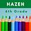 Thumbnail: Hazen Sixth Grade School Supply Package