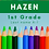 Thumbnail: Hazen First Grade School Supply Package, last name A-I