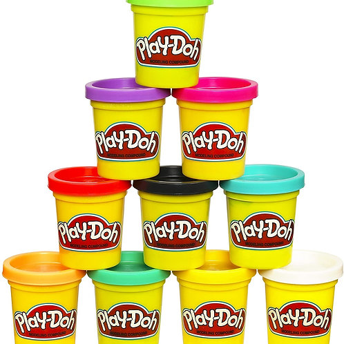 Play-Doh 10 Pack, Assorted Colors