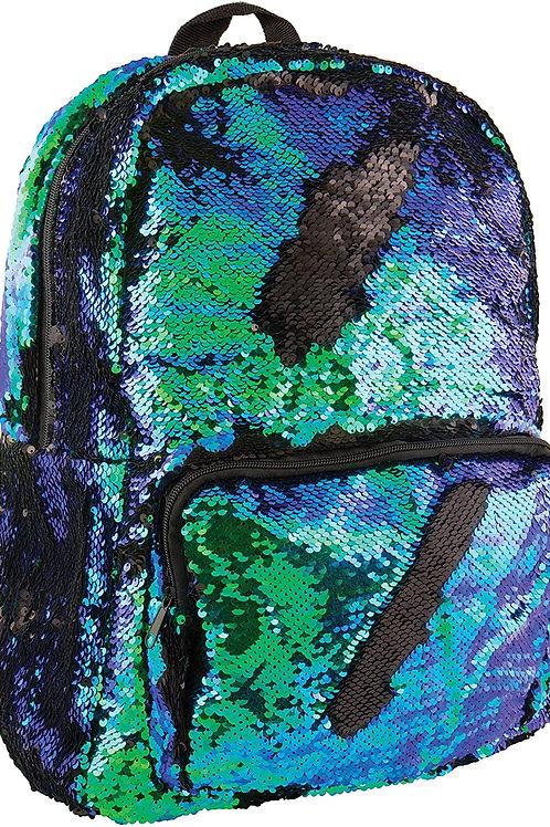 Fashion Angels Magic Sequin Backpack - Mermaid/Black