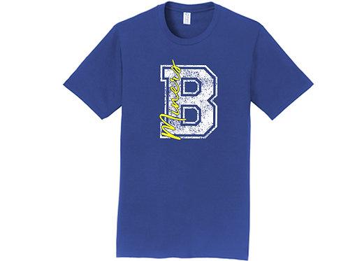 Beulah Miners Short Sleeve T-Shirt