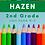 Thumbnail: Hazen Second Grade School Supply Package, last name N-Z