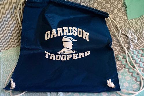 Garrison Trooper Drawstring Bag, Large