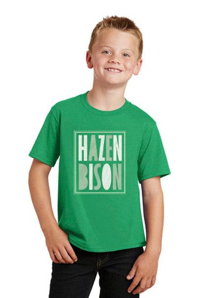 Hazen Bison Youth T-shirt