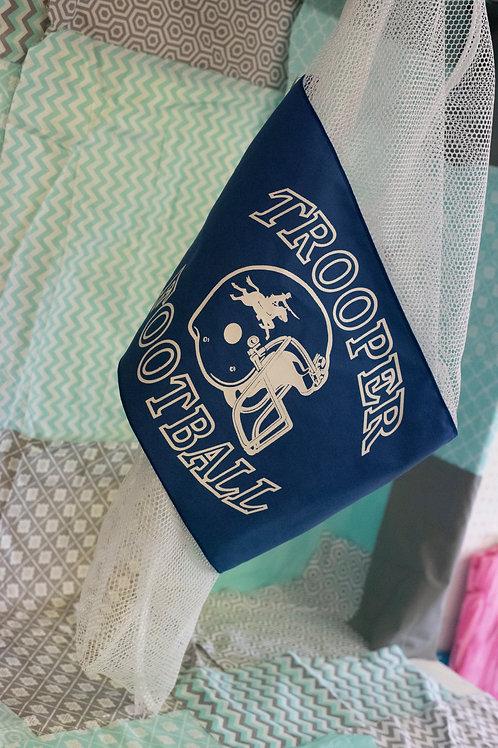 Garrison Trooper Football Bag