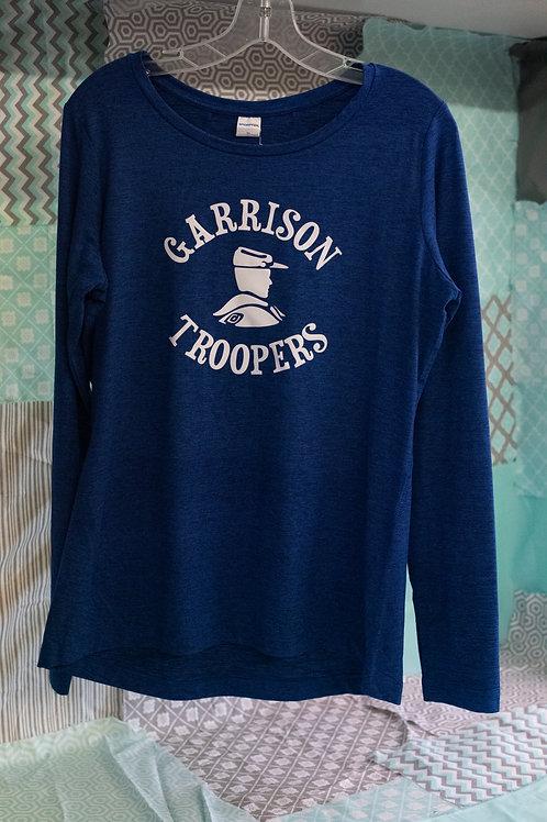 Ladies Sport Long Sleeve, Garrison Troopers