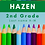Thumbnail: Hazen Second Grade School Supply Package, last name A-M