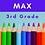 Thumbnail: Max Third Grade School Supply Package