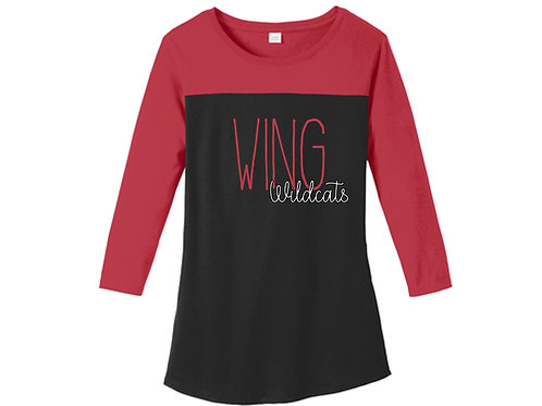 Wing Wildcats Rally Shirt