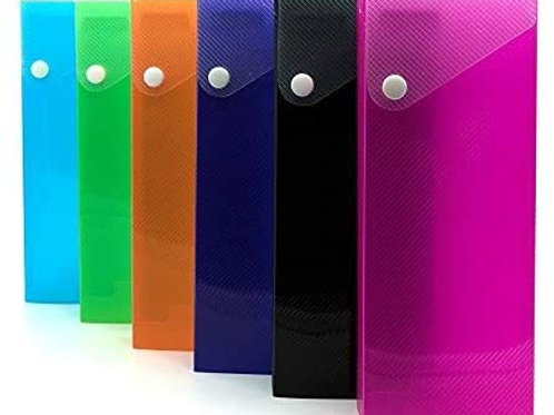 Slider pencil case, Choice of color