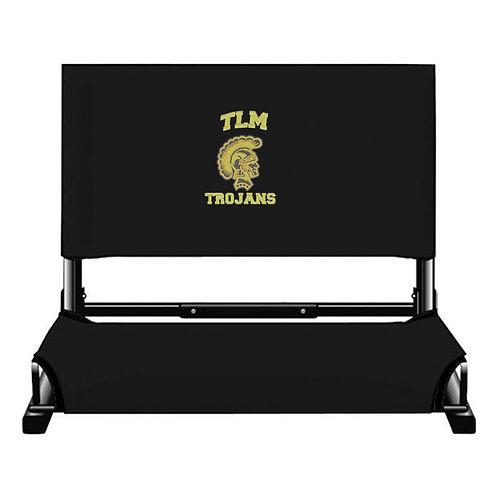 Turtle Lake-Mercer Stadium Chair