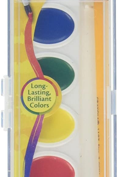 Crayola Washable Watercolors 8 each