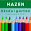 Thumbnail: Hazen Kindergarten School Supply Package, last name N-Z