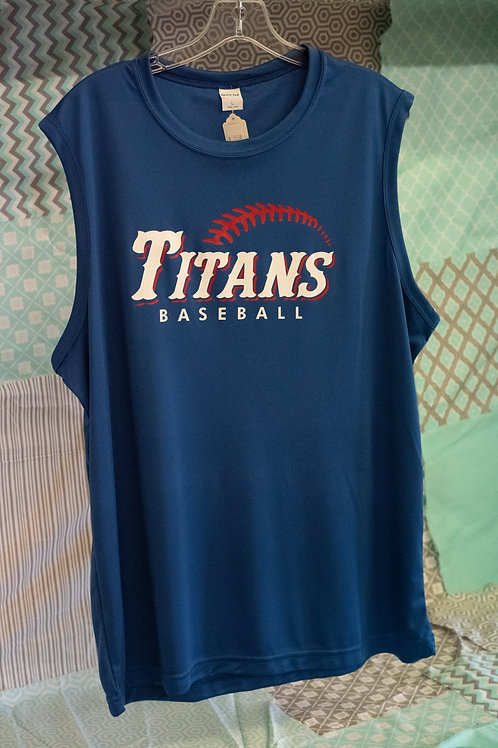 Titans Baseball Tank