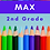 Thumbnail: Max Second Grade School Supply Package
