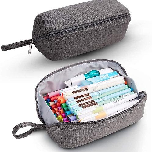Kalidi Pencil bag, Single Zip, Wide opening