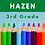 Thumbnail: Hazen Third Grade School Supply Package