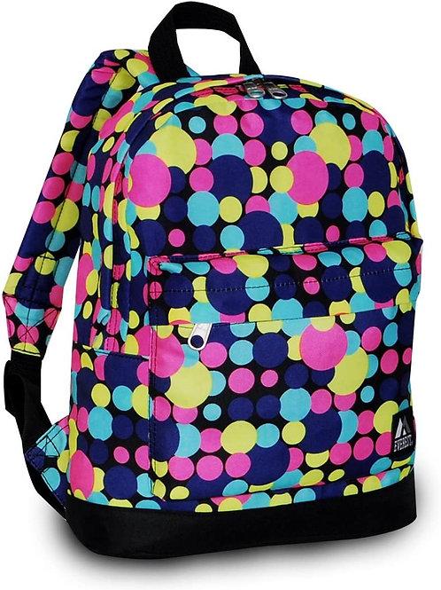 """Everest Junior Backpack, 13"""", Polka dot"""