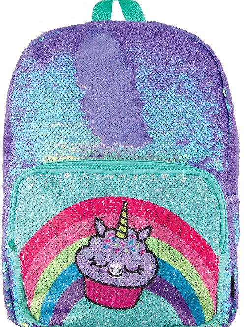 Fashion Angels Magic Sequin Backpack -Unicorn