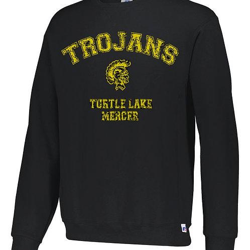 2 - Trojan Crewneck