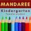 Thumbnail: Mandaree Kindergarten School Supply Package, Female student