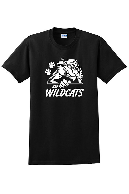 North Shore Plaza Wildcats T-shirt