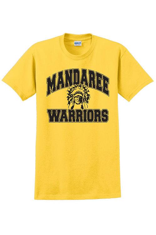 Mandaree Warriors T-shirt