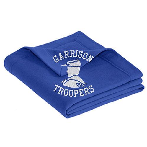 8 - Troopers Gilden Stadium Blanket, Royal