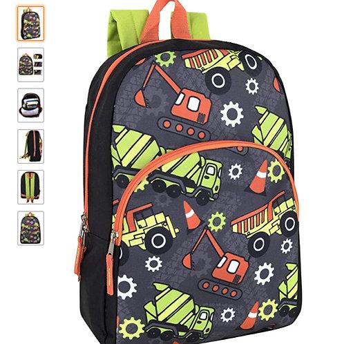 """Trail maker Kids Character Backpacks for Boys & Girls, 15"""", 13 Pattern options"""