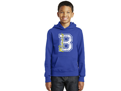 Beulah Miners Youth Hoodie