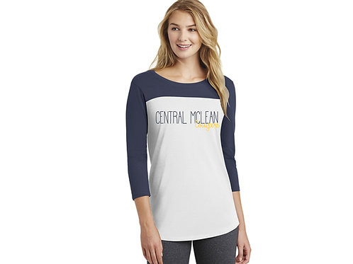 Central McLean Cougars Rally T-shirt