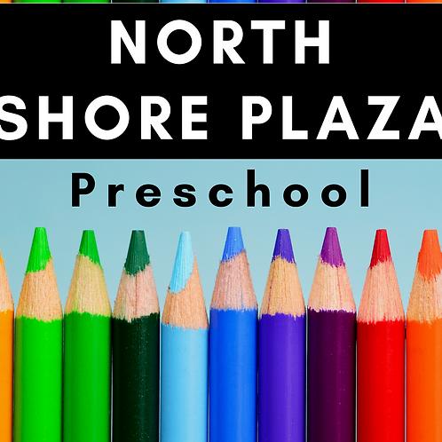 North Shore Plaza Preschool School Supply Package
