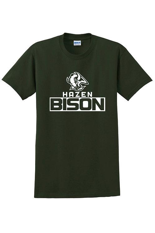 Hazen Bison T-shirt