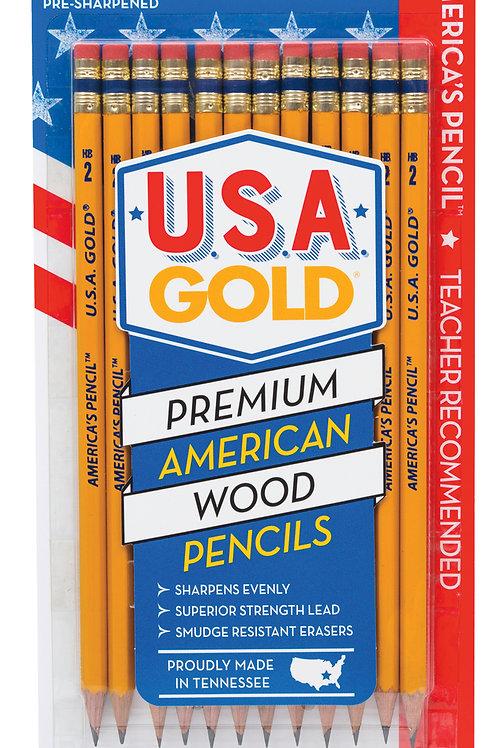 No. 2 Pencils, 12 Pack