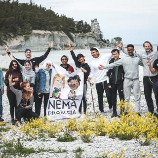 Gotland - Integrationsprojekt Nema Problema