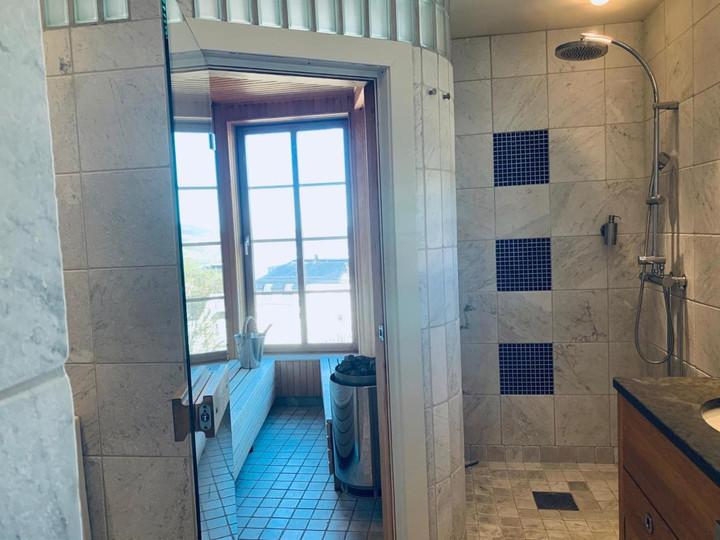 Tottvillan badrum