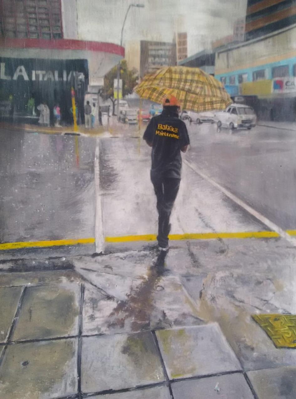 Rainy Jo'burg