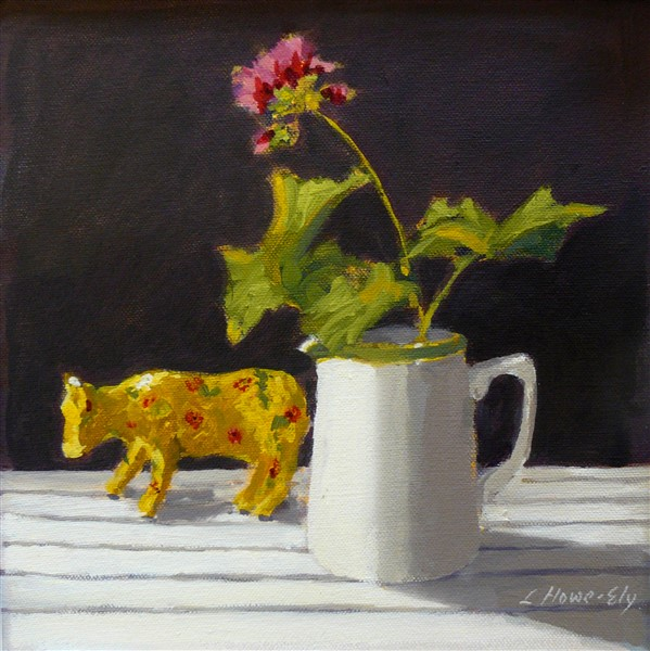The Yellow Cow