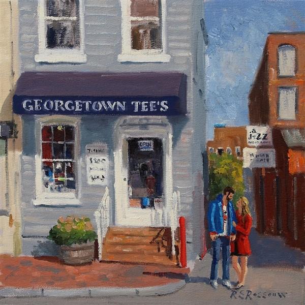 Georgetown Tee's