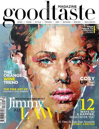 Good Taste Magazine June 2017