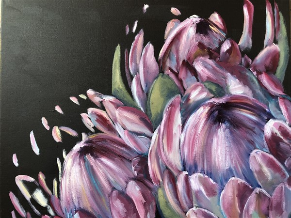 Bouquet of Proteas