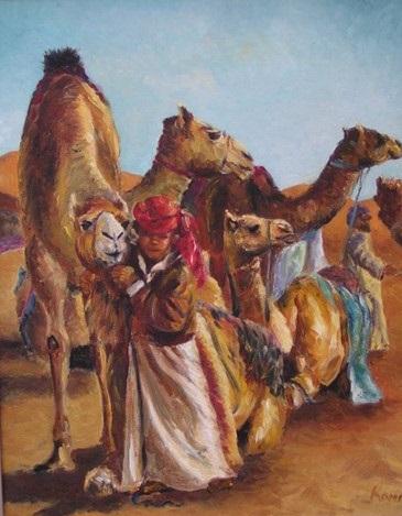 Camel handlers