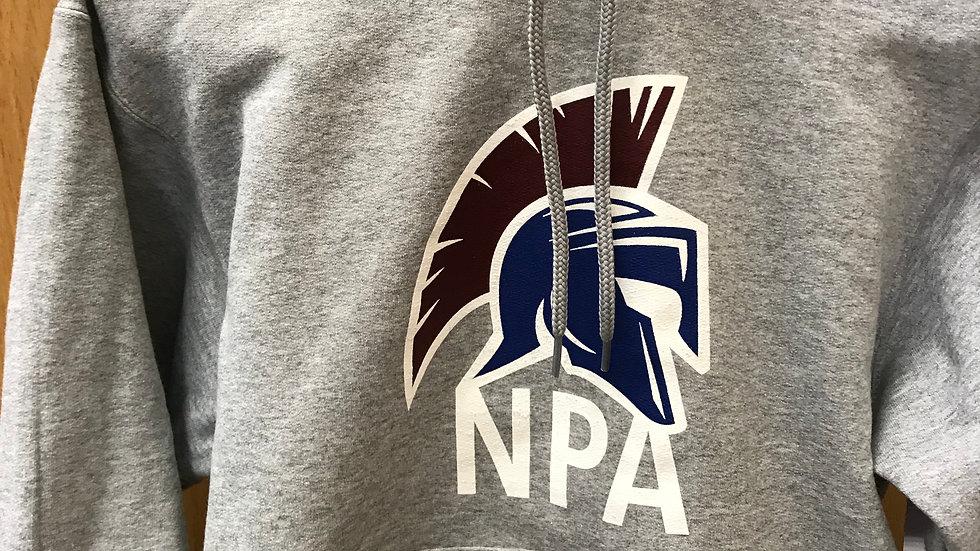 Sweatshirt, Hoody - Grey