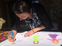 art-thérapie, Céline Cidère, ACS