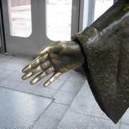 Le Monument à Émilie Gamelin de Raoul Hunter