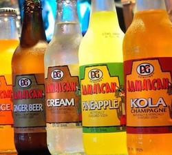 Jamaican Kola soda