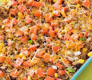 Good Eats: Turkey Taco Skillet