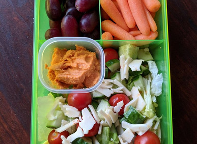 Good Eats: Healthy Lunch Formula